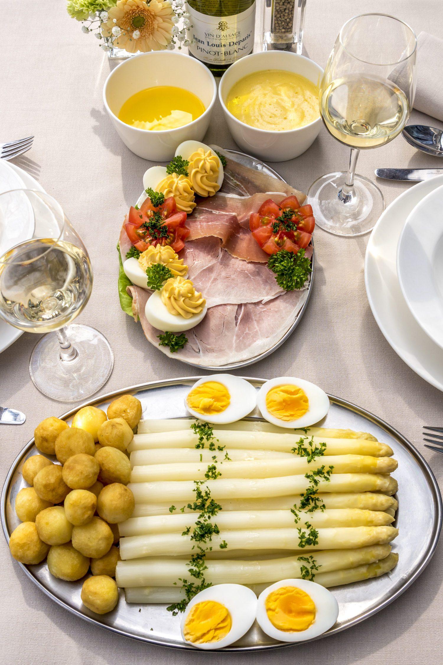Restaurant Onder de Linden - Asperges